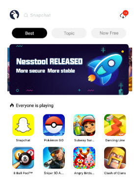 download any game for free ios